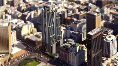 Zero-2-One Tower will be the tallest building in Cape Town with affordable units for less than R800 000
