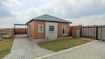 Development in Secunda