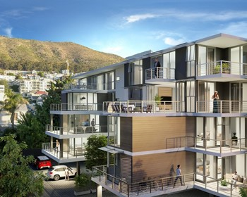 Development in Cape Town