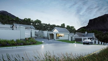 Development in Hout Bay